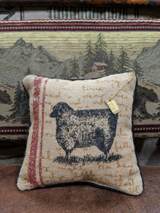 Small Sheep Pillow