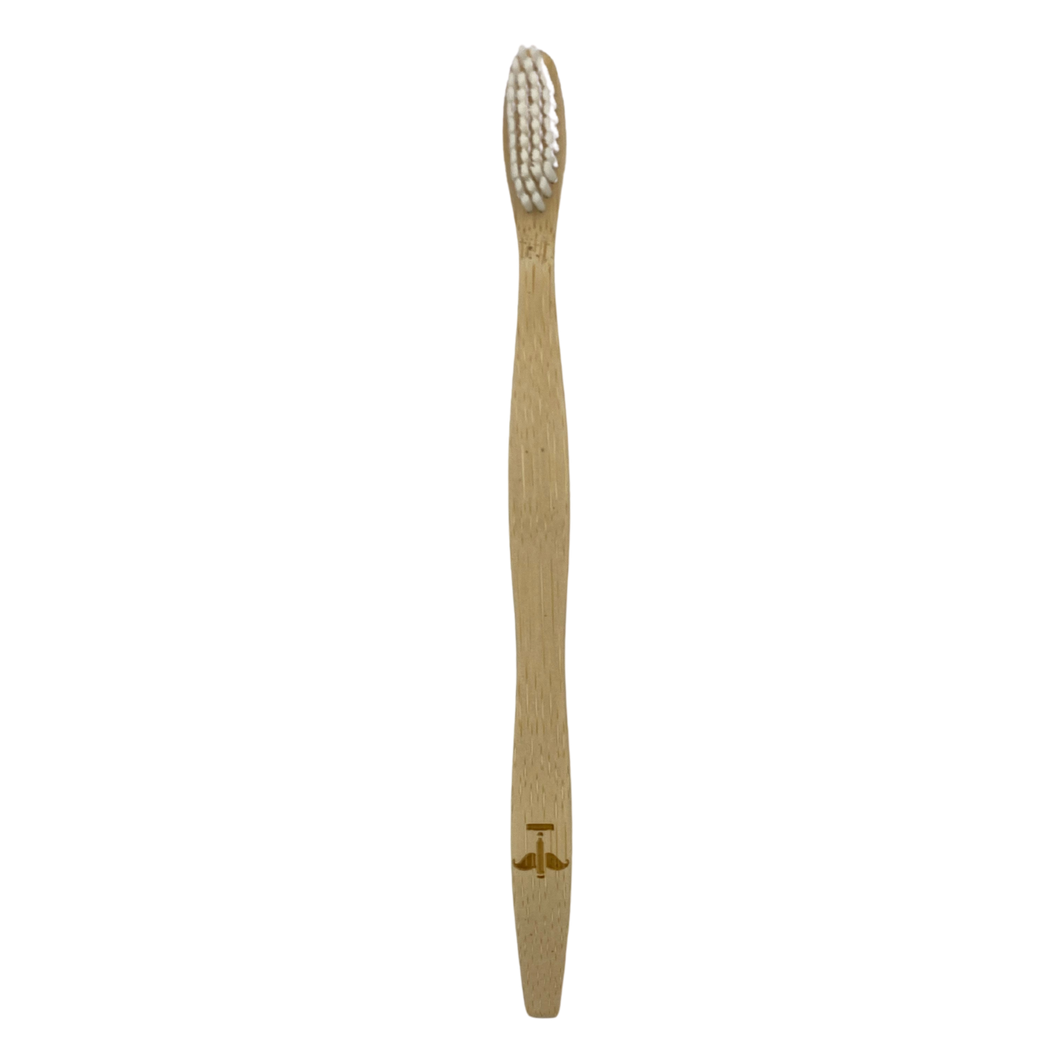 Bamboo Toothbrush | Shave Essentials