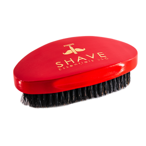 Boar Bristle Hair Brush - Shave Essentials
