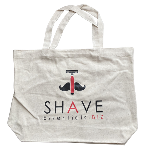 Canvas Tote Bag - Shave Essentials