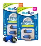 HearRight Volume Control Ear Plugs - Oordoppen