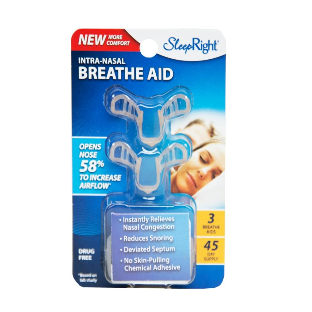 Neuspreider SleepRight Intra-Nasal Breath Aid | 3 pack