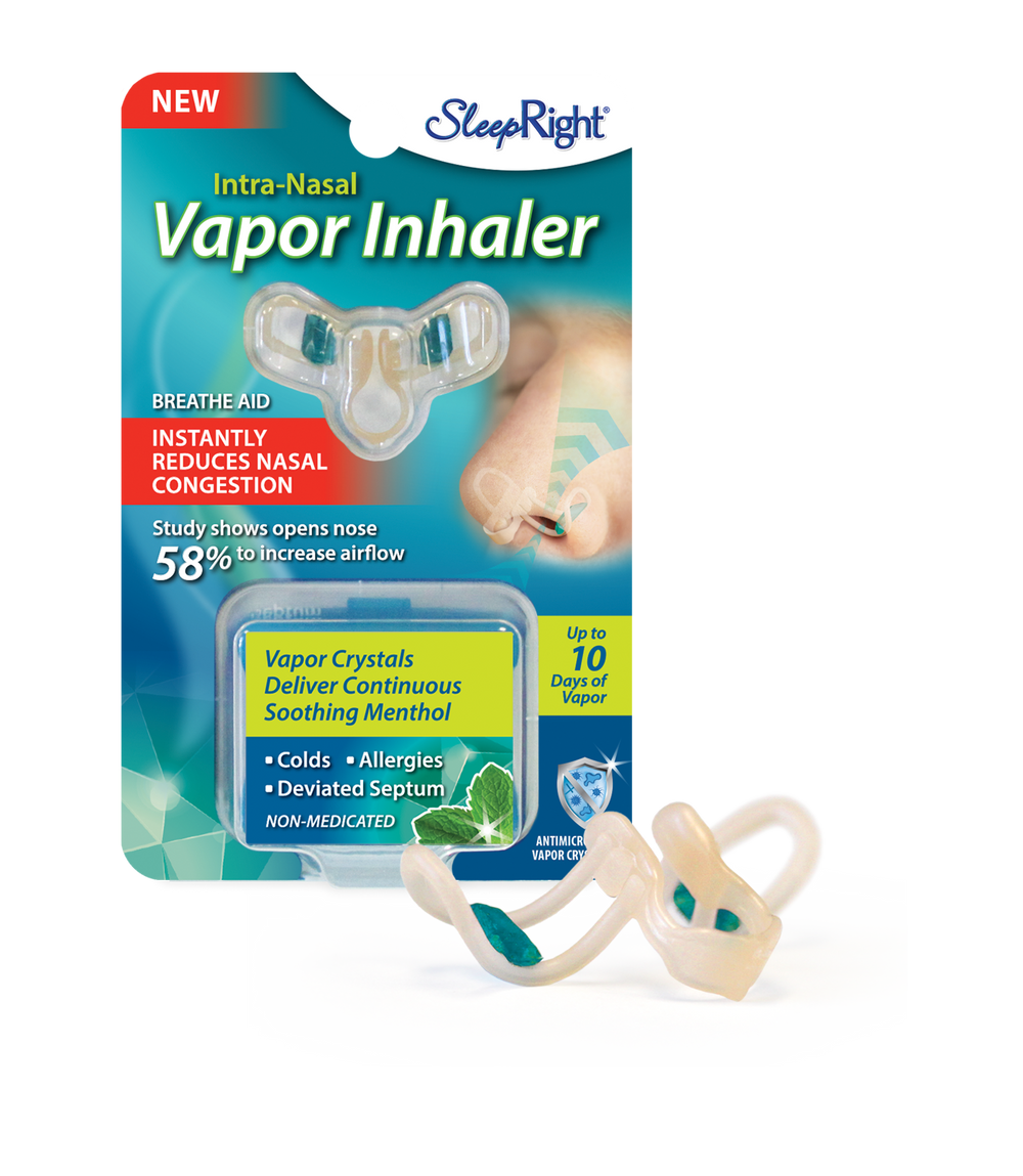 SleepRight Vapor Inhaler Neusspreider