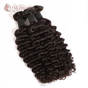 Deep Curly With Lace  Closure