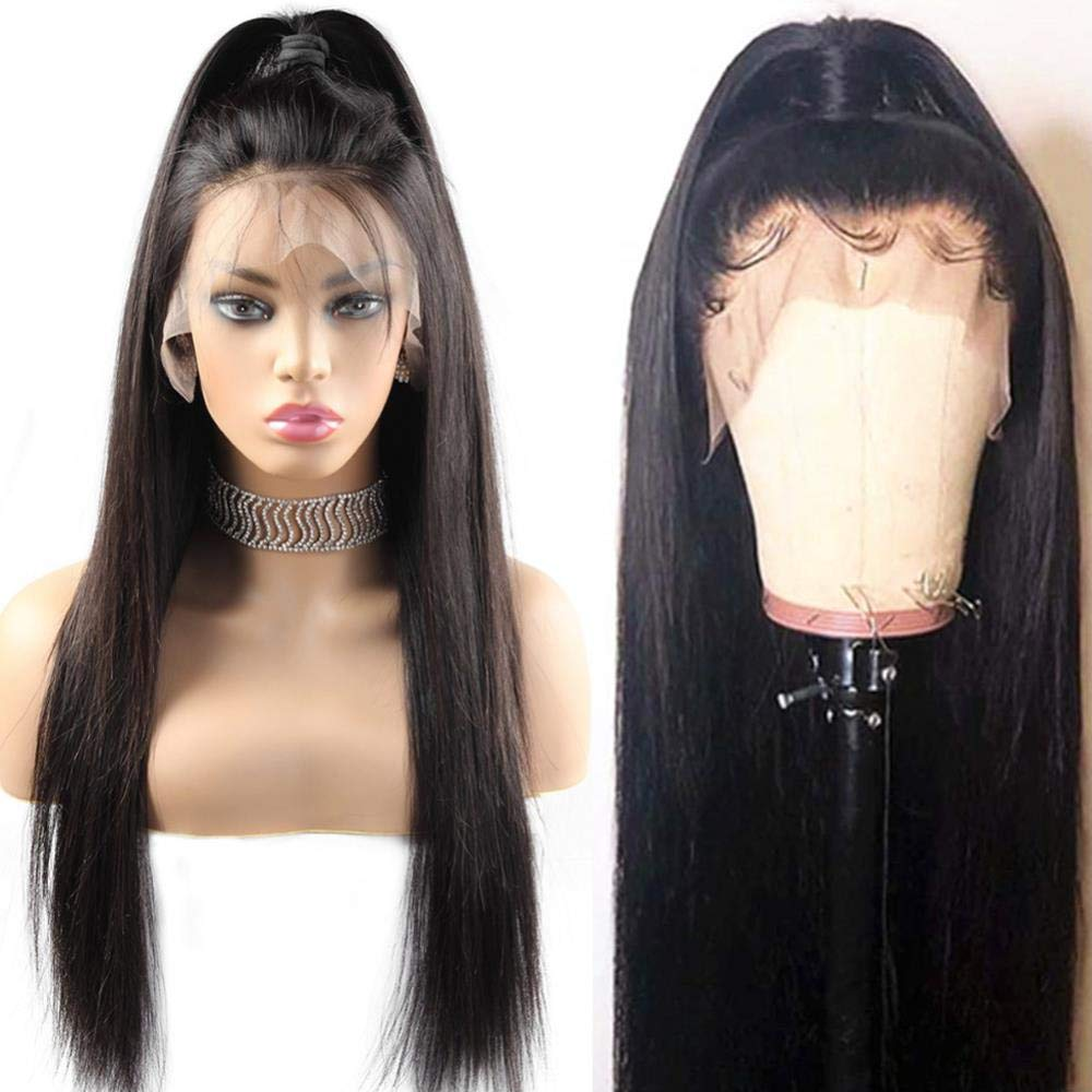 360 Lace Front Straight Wig