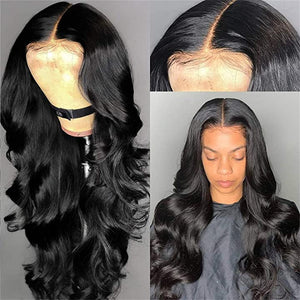BodyWave Bundles  With Lace Closure