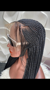Frontal Tribal Detailed Braids