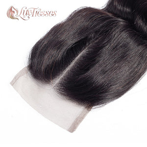 4*4 Loose Wave Closure