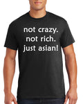 Not Crazy, Not Rich, Just Asian