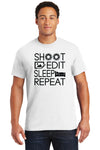 Shoot, Edit, Sleep, Repeat