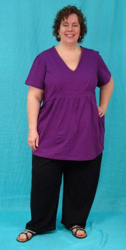 Adelle Tunic - multiple fabrics