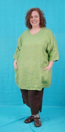 Catrine Tunic - multiple  fabrics