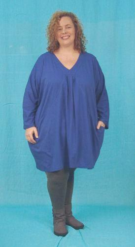 Athena Tunic - multiple fabrics