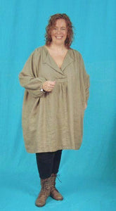 Luna Tunic -  multiple fabrics