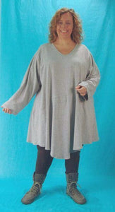 Tori Tunic - multiple fabrics