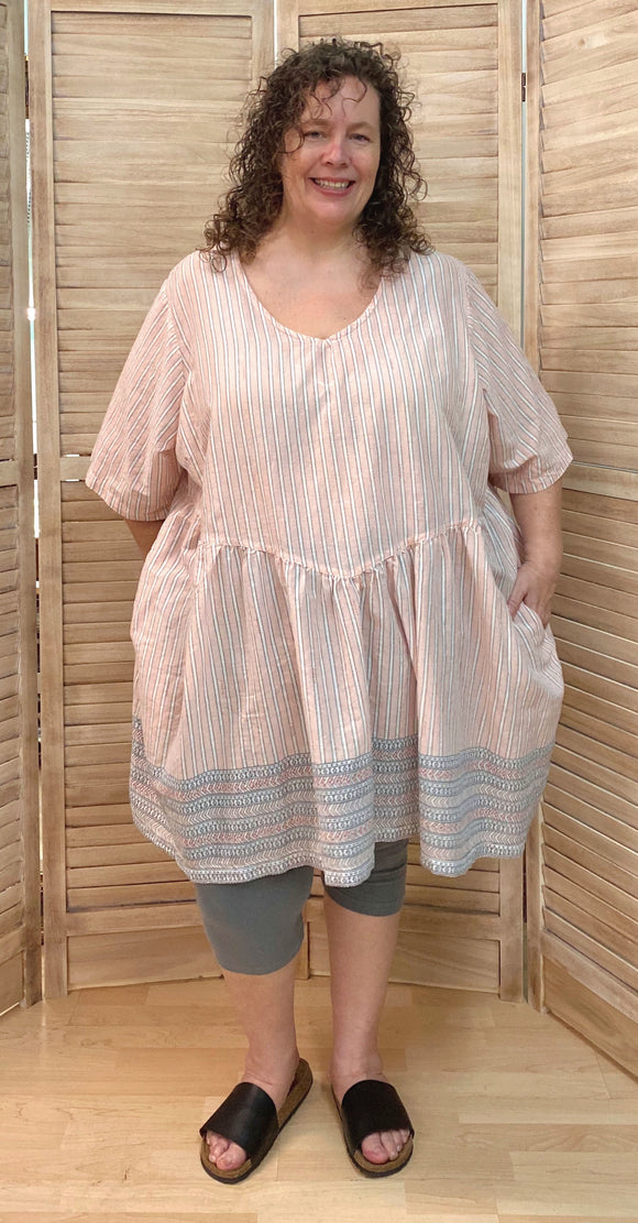 Southampton Tunic - multiple fabrics and necklines