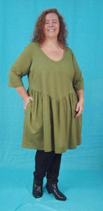 Newbury Tunic - multiple fabrics and essential necklines