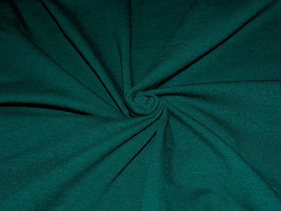 C1 - Cotton Spandex Jersey Knit - 10 oz - forest green *