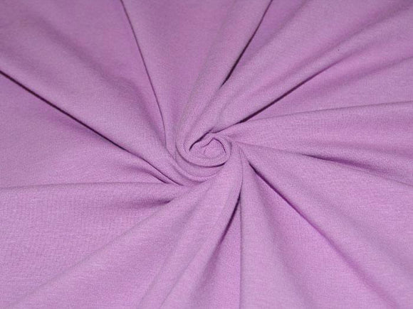 C1 - Cotton Spandex Jersey Knit - 10 oz - orchid *
