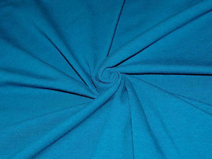 C1 - Cotton Spandex Knit - 10 oz - teal *