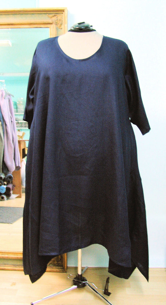 Marta Dress with sleeves