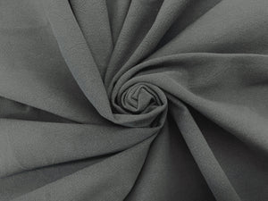 C2 - Cotton Crinkle Premium Weight - slate gray **