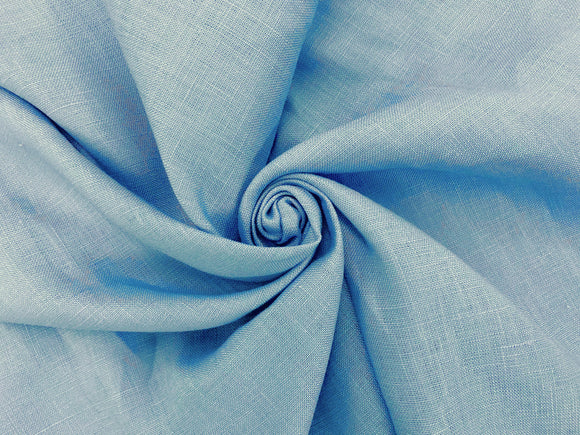 L2 - Linen - medium weight - carolina blue *****