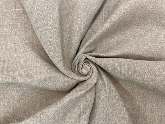 L1 - Linen - hanky weight - natural *****