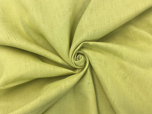 L2 - Linen - medium weight - pear green *****