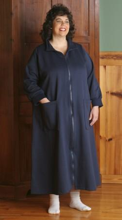 Zip Robe - multiple fabrics