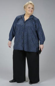 Jasmine Top with long sleeves - multiple fabrics