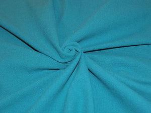 C2 - Cotton Crinkle - teal **