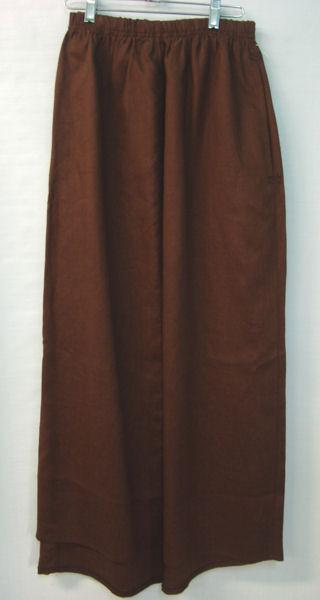 Slightly Flared Skirt - 6x - Linen