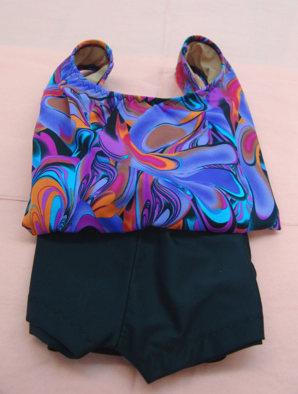 Substantial Swim Top