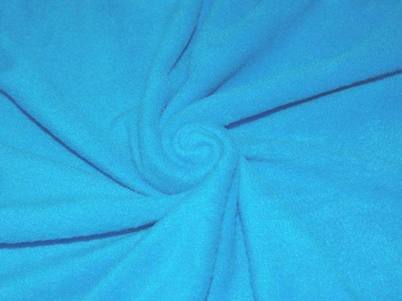 P6 - Polar Fleece Knit - dresden blue **