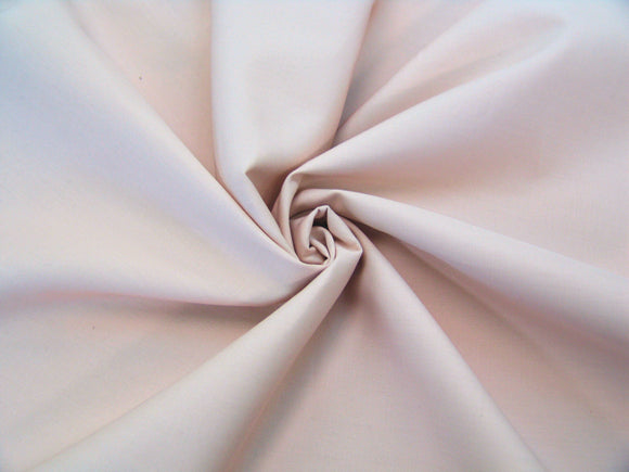 C20 - Superluxe Cotton Poplin - pink blush ***