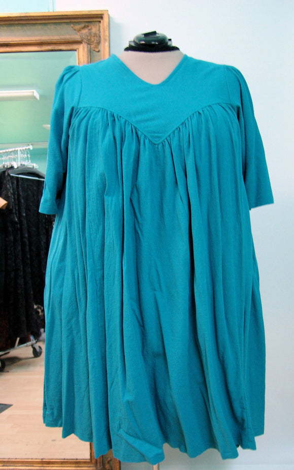 Panama Dress - Generous 3x - Crinkle Cotton**