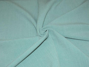 "P4.1 - Stretch Woven ""Linen"" Suiting - seafoam **"