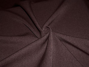 P4.8 - Stretch Poly Gabardine - brown **