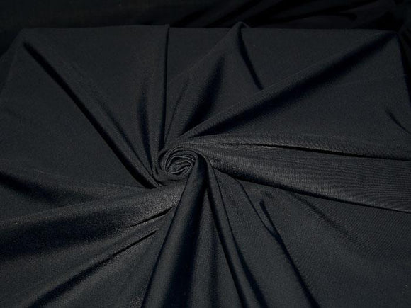 Swimsuit Fabric - black ***