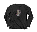 "BLACK ""DOMINATION"" LONG SLEEVE"