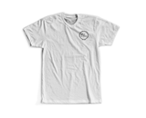 "WHITE ""DECEIVING PROMISES"" T-SHIRT"