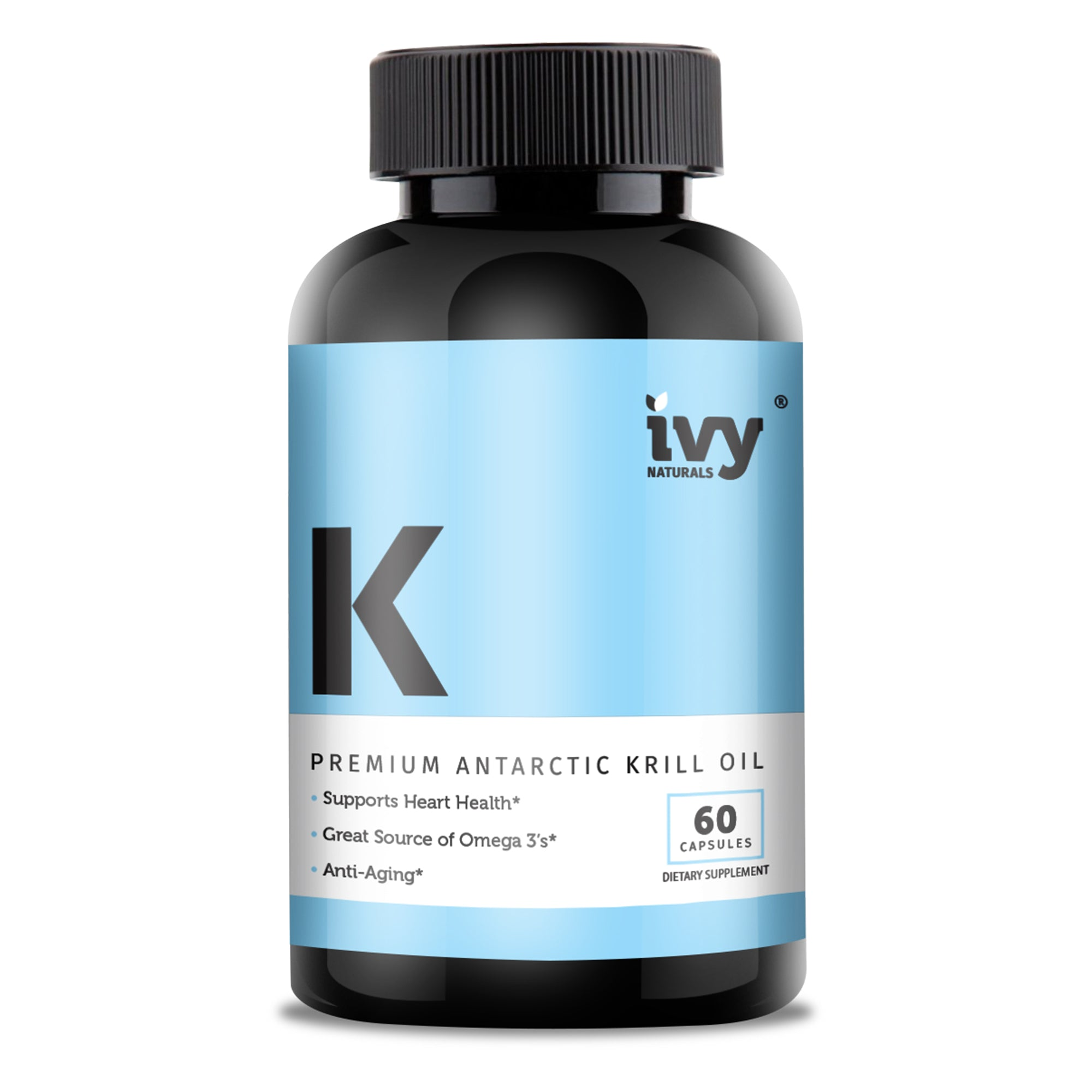 Premium Antarctic Krill Oil