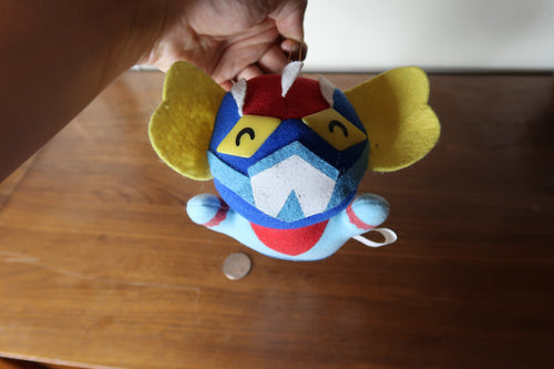 Ultraman Kaiju Banpresto Plush 1992 Toy Doll Japan