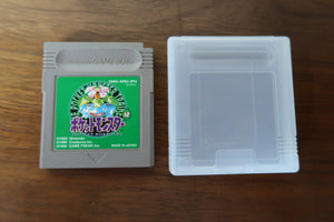 Nintendo Game Boy Pokemon Green Japan NEW BATTERY Pocket Monsters