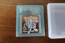 Load image into Gallery viewer, Nintendo Game Boy Pokemon Crystal USA