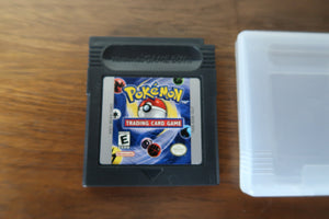 Nintendo Game Boy Pokemon trading card game