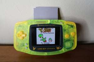 Nintendo Game Boy Yoshi 1992 with case