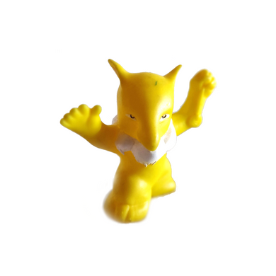 Hypno Pokemon Bandai 1997 Finger Puppet Pocket Monster Figure