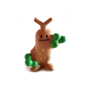 Sudowoodo Pokemon Bandai 2000 Finger Puppet Pocket Monster Figure